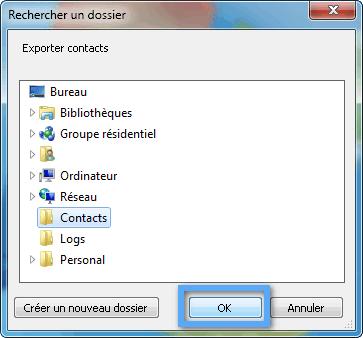 sauvegarder fichier .csv