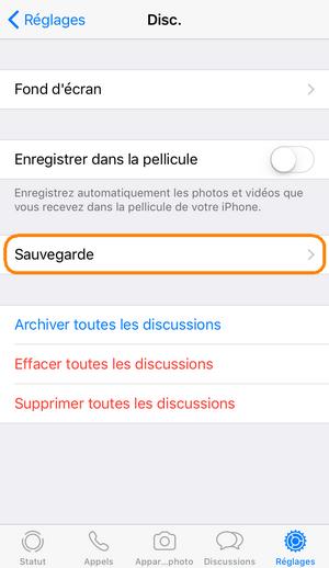 comment enregistrer une conversation whatsapp sur pc