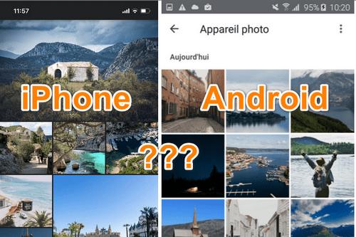 iphone google photos