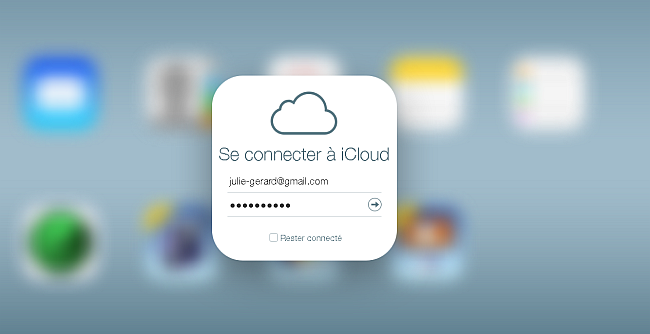how to connect notability to icloud