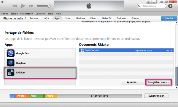 sonneries maker itunes