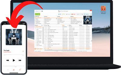 mettre la musique sur iPhone