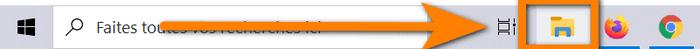 lancer explorateur des fichiers windows