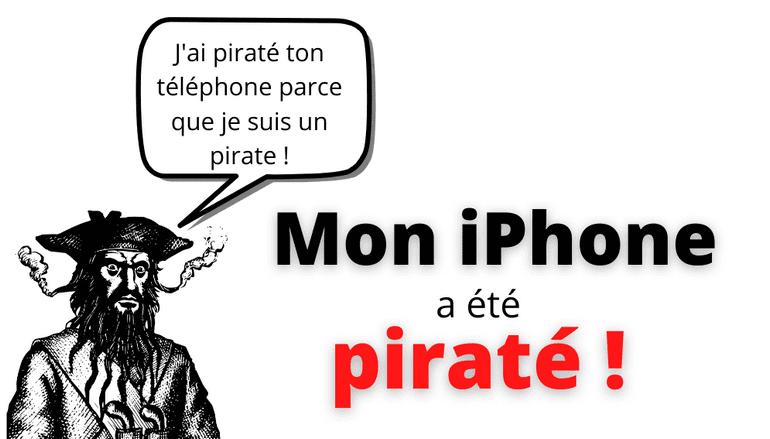 téléphone piraté : que faire